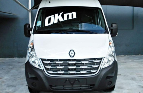 Renault Master 2.3 Dci Chassi-cabine L1h1