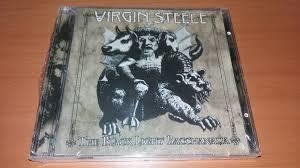 Cd Cd Virgin Steele The Black Lig Virgin Steele