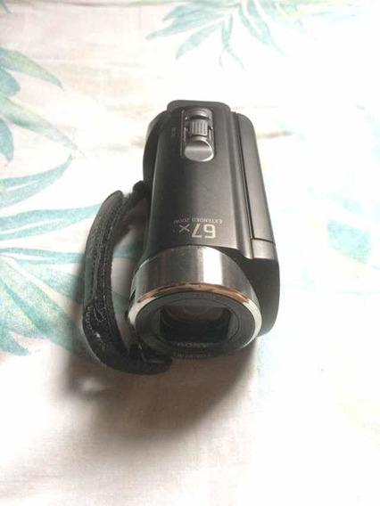 Filmadora Sony Handycam 67x Extended Zoom