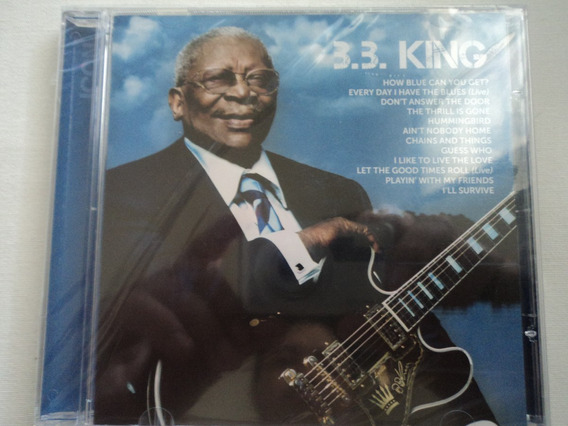 Cd-b.b.king:icon:rock,blues:novo:lacrado:rock