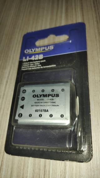 Bateria Camera Olympus Li-42b Fe-360 Fe-370 Fe-670 C-575