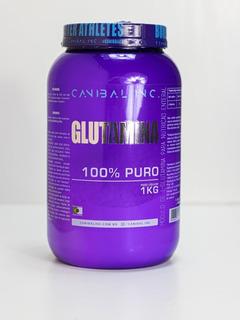 Glutamina 1kg - Canibal Inc 100% Pura