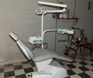 Sillón Odontológico Denimed