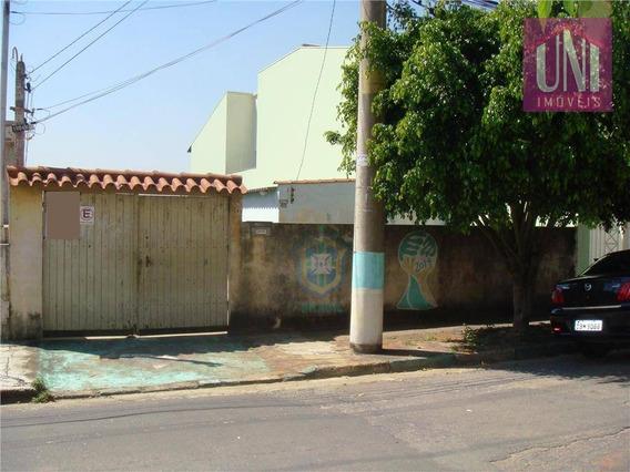 Terreno Residencial À Venda, Campestre, Santo André. - Te0080