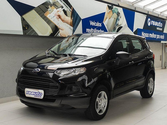 Ford Ecosport 1.6 S Manual