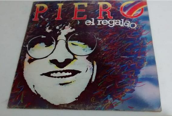 Disco De Vinilo Long Play Piero El Regalao