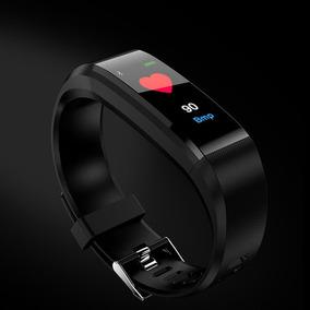 Reloj Smart Watch Pulsera Inteligente Ritmo Cardiaco 115plus