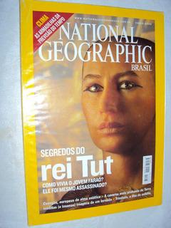 Revista National Geographic Brasil: Segredos Do Rei Tut (seb