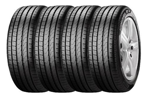 Combo X4 Neumaticos Pirelli 195/50r16 84v P7 Cuotas