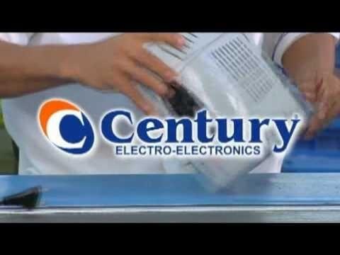 Receptor Parabólico Century Super Color, Com Controle Remoto