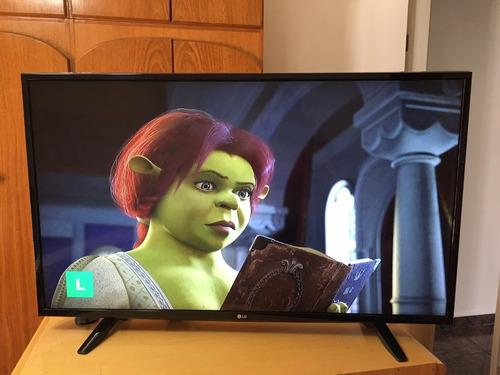 Smart Tv LG 43lh5700 Dled Full Hd 43  Em Perfeito Estado