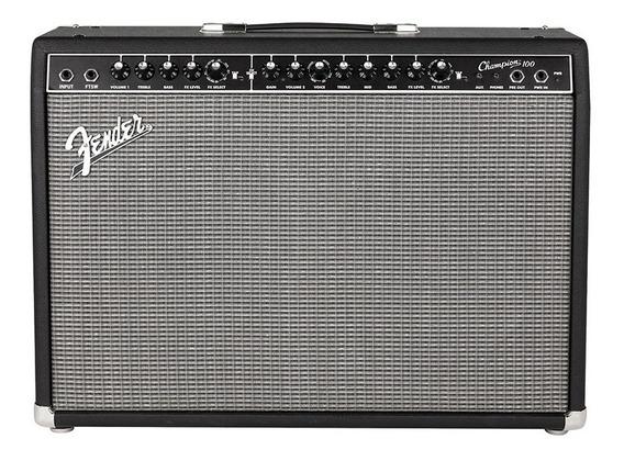 Amplificador Fender Champion 100 233-0405-900 Nuevo Garantía