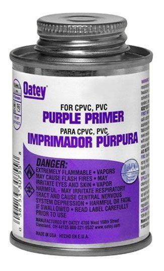 Oatey 30758nsf Listed R Púrpura 32