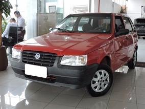 Fiat Uno Mille 1.0 Fire Vermelho 8v