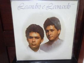 Lp Leandro E Leonardo - 1989