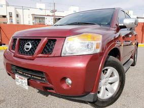 Nissan Armada 5.6 Se Piel Qc 4x4 At 2011