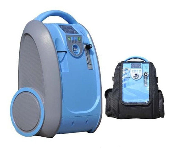 Concentrador De Oxigeno Portatil Olv-b1+ Envio Gratis