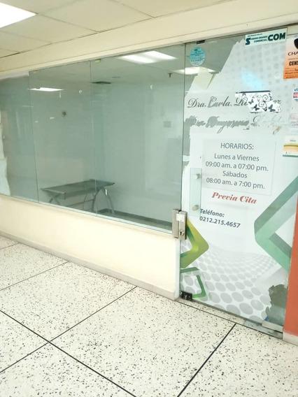 Oficina En Alquiler Chacaito - Rojas 04143322783