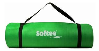 Yoga Mat 15 Mm Colchoneta Enrollable Softee - Local Olivos
