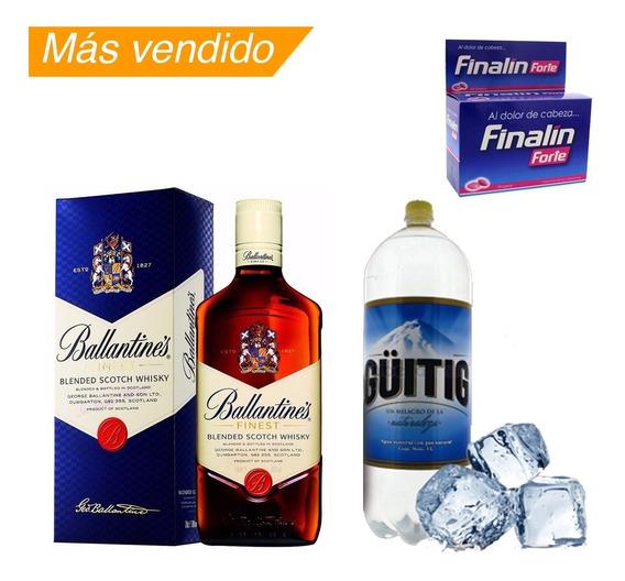 Whisky Ballantines [ Incluye ] Güitig + Finalin G R A T I S