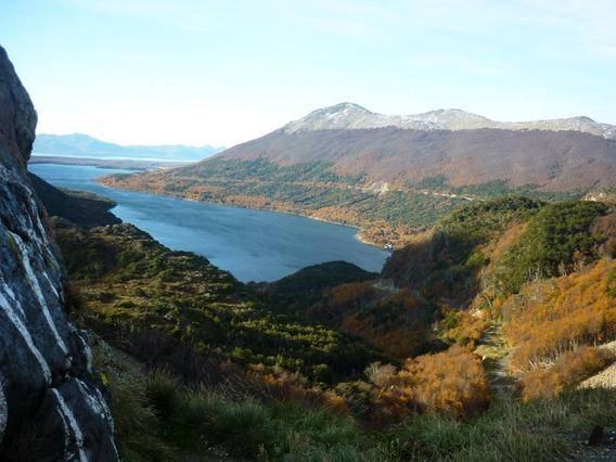 Campos En Venta -620 Ha En Tolhuin, Provincia De Tierra Del Fuego -campo Para Turismo Con Costa De Lago