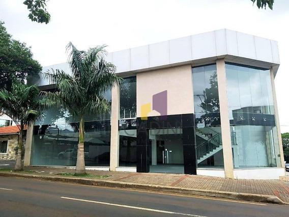 Sala Para Alugar - Centro - Cascavel/pr - Sa0176