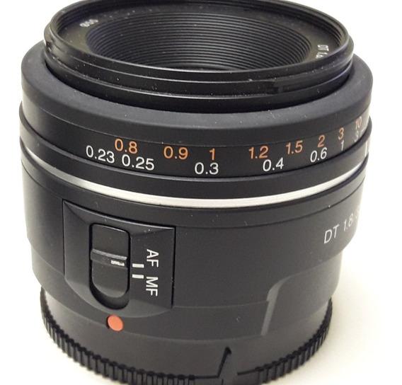 Lente Sony 35mm F1.8 Dt