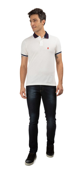Camisa Polo Regular Polo Wear 35496