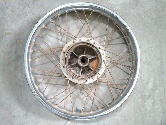 Roda Dianteira Ferro Honda Cg Titan Fan 150 Tambo 04 13 #k00