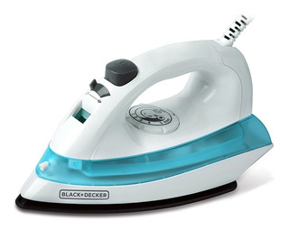 Plancha De Vapor Black And Decker Irbd100 - P1009