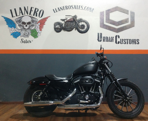 Harley Davidson Sportster Iron 2010 Seminueva