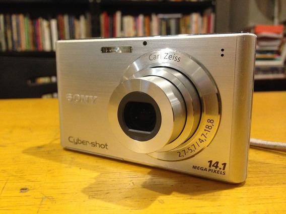 Câmera Cyber-shot Dsc-w330 Sony 14.1 Mega Pixels