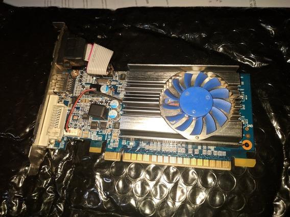 Placa De Video Nvidia Geforce Gt710 1gb Ddr3 64bits
