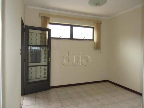Casa Com 2 Dormitórios Para Alugar, 180 M² Por R$ 1.350,00/mês - Paulista - Piracicaba/sp - Ca3065