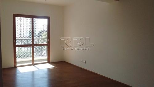 Apartamento Para Aluguel, 2 Quartos, 1 Suíte, 2 Vagas, Vila Bastos - Santo André/sp - 3288