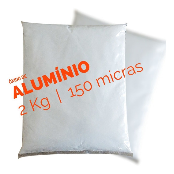 Oxido De Aluminio Peeling De Cristal 2kg 150mc Super Oferta