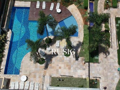 Cobertura Com 3 Dormitórios À Venda, 122 M² - Chácara Califórnia - São Paulo/sp - Co0006