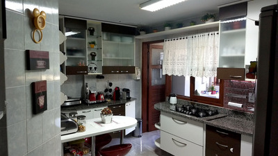 Cobertura Com 3 Suites + Dependência Completa No Cônego