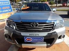 Toyota Hilux Srv 4x2 Cabine Dupla 2.7l 16v Dohc