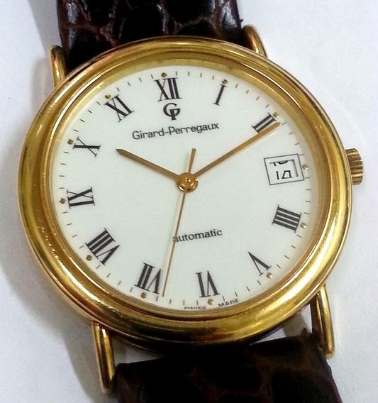 Relógio Girard Perregaux , Automático De Ouro 18k
