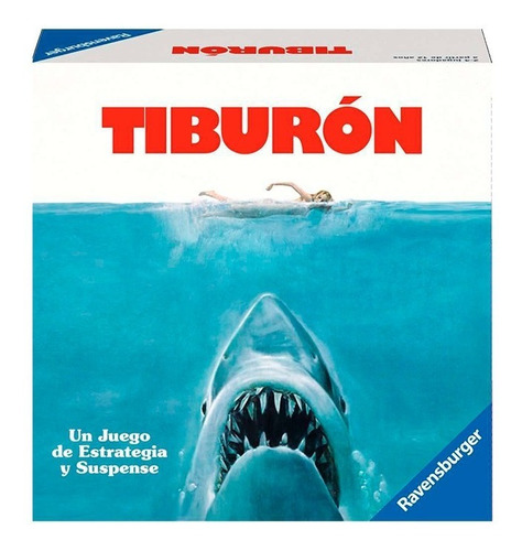 Juego De Mesa Marca Ravensburger: Tiburón