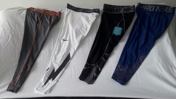 Licras Largas Nike Pro Compression Training Hombre S M L Xl