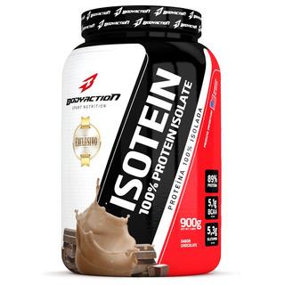 Isotein - Whey Isolada 900g Chocolate - Body Action
