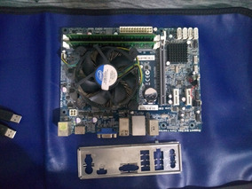 Kit Proc. Intel Pentium - G2030 + Pl. Mw - H61hd-ma + 4gb