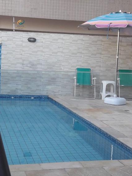 Apartamento A Venda No Bairro Praia Do Tombo Em Guarujá - - 483-1