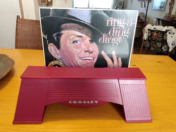 Vinyl Cleaner Crosley Ac1001.gradiente,garrard,sony, Marantz