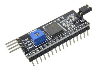 Módulo De Interfaz Serial I2c Para Diplay Lcd