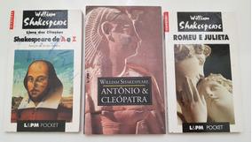 Lote Livros L&pm Pocket Shakespeare