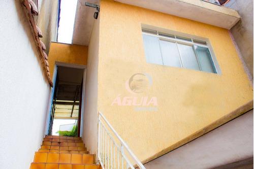 Imagem 1 de 17 de Casa Com 2 Dormitórios À Venda, 99 M² Por R$ 370.000,00 - Vila Guaraciaba - Santo André/sp - Ca0676
