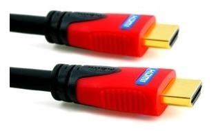Cable Hdmi 1080p 5 Metros De Largo Hd Bluray 3d Ps3 Ps4 Dvd